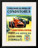 7th Grande Primio de Portugal Framed Giclee Print