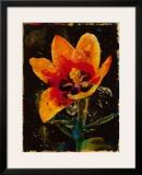 Botany Fleur II Framed Giclee Print by  Georgie