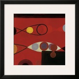 1957, no. 4 Framed Giclee Print by Bill Mead