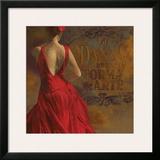 La Dance I Print by Aimee Wilson