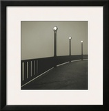 Golden Gate Bridge Study V Prints by Michael Kenna