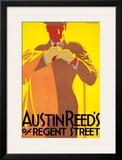 Austin Reed's of Regent Street Framed Giclee Print