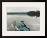 Kayak Dreams Framed Giclee Print by Orah Moore