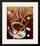 Cafe Pirouette Prints by Michael L. Kungl