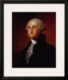 George Washington Posters by Gilbert Stuart