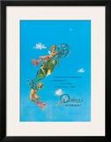 Divine D'Orsino Framed Giclee Print