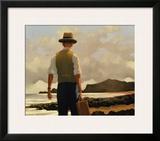 The Drifter Posters by Jack Vettriano