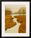 Autumn Framed Giclee Print by Jo Crowther