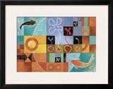 Spring Framed Giclee Print by Jim Dryden