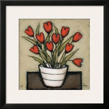From the Heart Framed Giclee Print by Eve Shpritser