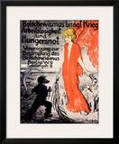 Bolschewismus Framed Giclee Print