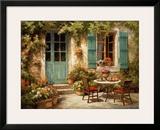 Maison Provencale Prints by Steven Harvey