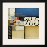 A Calming Wind Framed Giclee Print by Thomas Mccoy