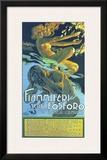 Fiammiferi Senza Fosforo Posters by Adolfo Hohenstein