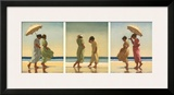Summer Days Prints by Jack Vettriano