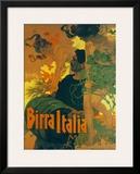 Birra Italia Milano Prints by Adolfo Hohenstein