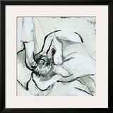 Jesting I Framed Giclee Print by  Leila