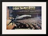 Leroy, Talma and Bosco Prints