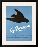 Expo Orangerie Des Tuileries Prints by Georges Braque