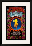 Jethro Tull in Concert Print by  Masse & Harradine