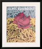 The National Gallery of Canada Posters by James Rosenquist