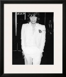 Mick Jagger in White Suit Posters