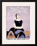 Batschari Cigarettes Framed Giclee Print by Emilio Vila