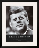 Leadership: JFK Posters