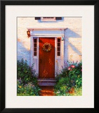 Welcome Home Prints by Gretchen Huber Warren