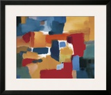 Fields of Music Framed Giclee Print by Nancy Ortenstone