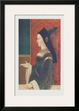 Mary of Burgundy Prints by Hans Maler