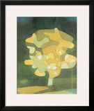 Fig Tree Posters by Paul Klee