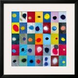 Spot the Difference Framed Giclee Print by Sharon Elphick