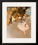 Danseuse Art by Edgar Degas