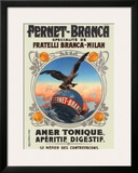 Fernet Branca Framed Giclee Print