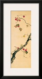 October Framed Giclee Print by Sakai Hoitsu