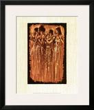 Sisters in Spirit Print by Monica Stewart