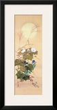 August Framed Giclee Print by Sakai Hoitsu