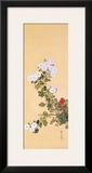 September Framed Giclee Print by Sakai Hoitsu