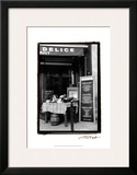 Café Charm, Paris IV Prints by Laura Denardo