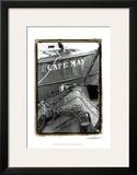 Fishing Trawler- Cape May Posters by Laura Denardo