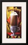 Mocha Java Posters by Michael L. Kungl