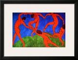 Dance, 1911 Framed Giclee Print by Henri Matisse