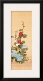 June Framed Giclee Print by Sakai Hoitsu