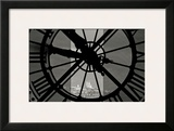 Sacre Coeur Framed Giclee Print by Sabri Irmak