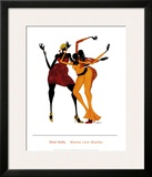 Mamas Love Mambo Poster by Shan Kelly