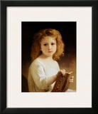 Story Book Art by William Adolphe Bouguereau