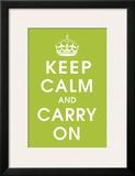 Keep Calm (kiwi) Posters