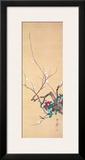 January Framed Giclee Print by Sakai Hoitsu