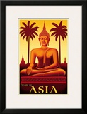 Escape to Asia Posters by Steve Forney